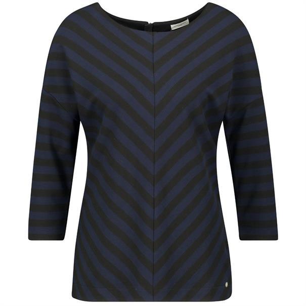 Gerry Weber t-shirt 770089-44073 in het Blauw