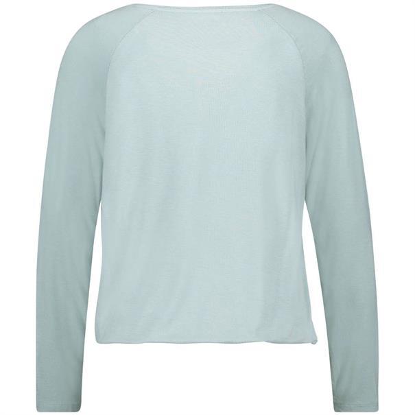 Gerry Weber t-shirt 870219-35025 in het Aqua Donker