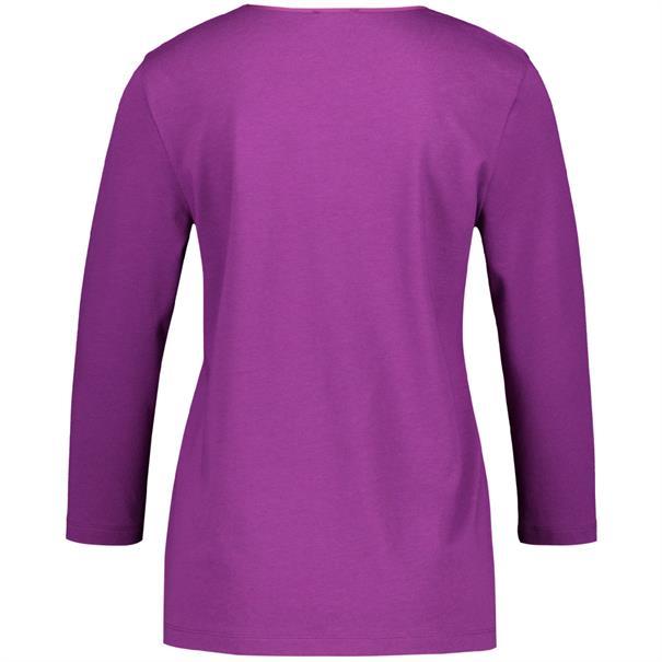 Gerry Weber t-shirt 870238-35090 in het Paars
