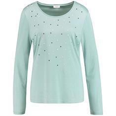 Gerry Weber t-shirt 870283-35094 in het Aqua Donker