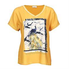 Gerry Weber t-shirts 270224-35024 in het Oker