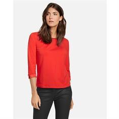 Gerry Weber t-shirts 270248-35048 in het Rood