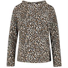 Gerry Weber t-shirts 270260-35060 in het Camel