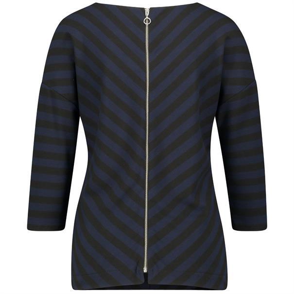 Gerry Weber t-shirts 770089-44073 in het Blauw