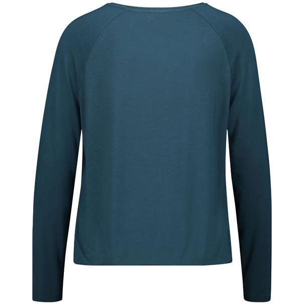 Gerry Weber t-shirts 870219-35025 in het Petrol