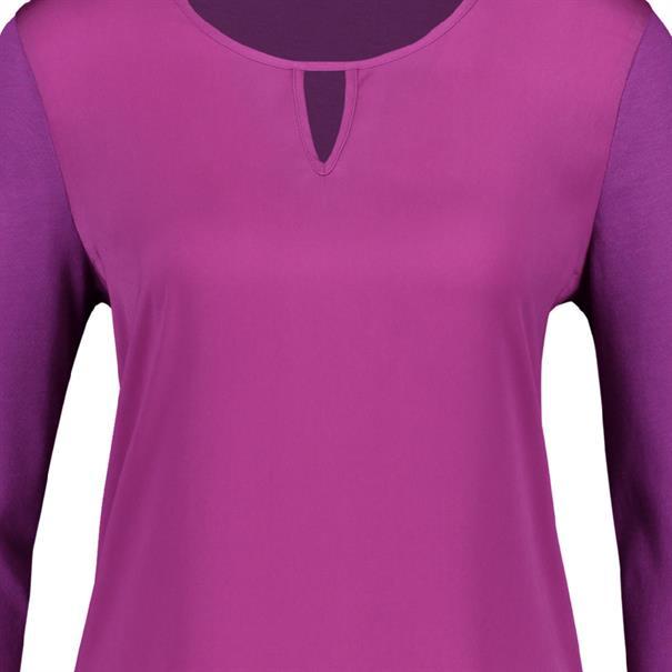 Gerry Weber t-shirts 870238-35090 in het Paars
