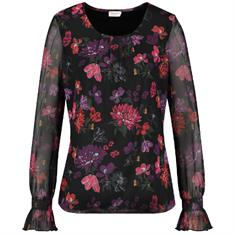 Gerry Weber t-shirts 870289-35104 in het Zwart