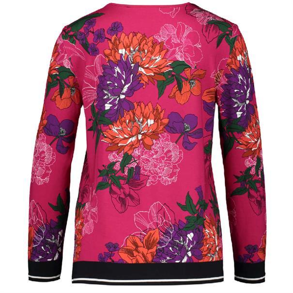 Gerry Weber t-shirts 870306-35121 in het Fuxia