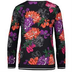 Gerry Weber t-shirts 870306-35121 in het Zwart