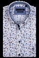 Giordano overhemd Regular Fit 106012 in het Licht Geel