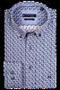 Giordano overhemd Regular Fit 107032 in het Rood