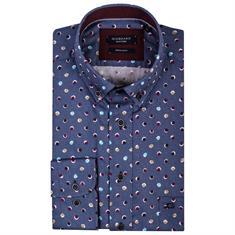 Giordano overhemd Regular Fit 827024 in het Rood