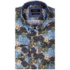 Giordano overhemd Regular Fit 827030 in het Groen