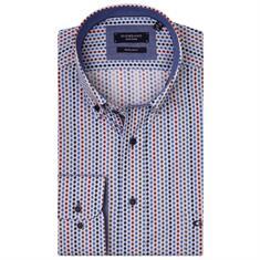Giordano overhemd Regular Fit 927006 in het Groen