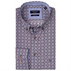 Giordano overhemd Regular Fit 927014 in het Groen