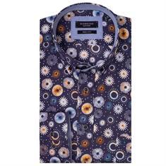 Giordano overhemd Regular Fit 927021 in het Blauw