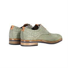 Giorgio schoenen 73506-molato in het Groen