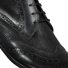 Giorgio schoenen 77607-serano in het Zwart