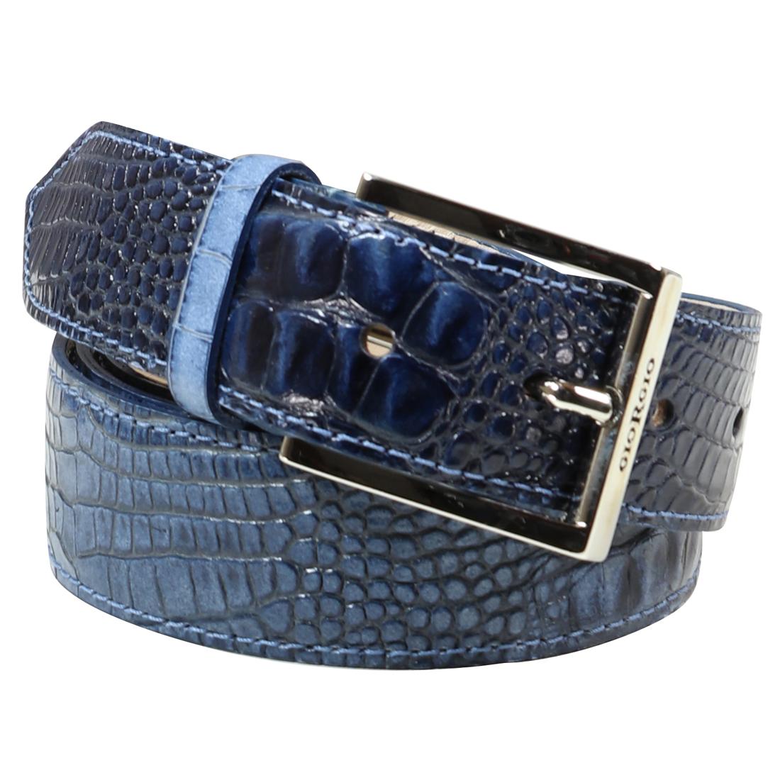Giorgio schoenen heb1023-cerby in het Donker Blauw