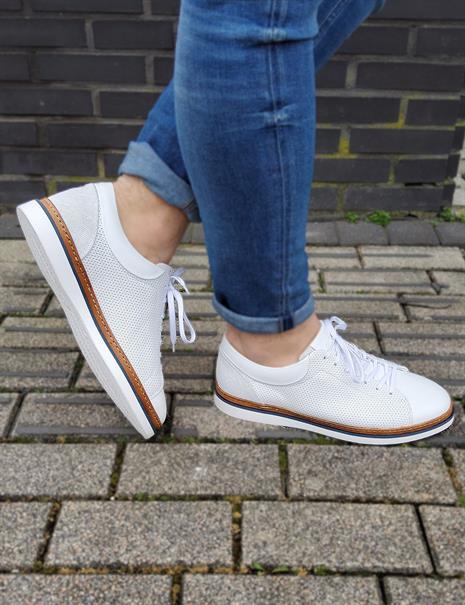 Giorgio sneakers 05717/04-mousse in het Wit