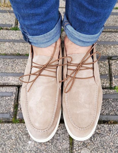 Giorgio sneakers 73149-fox in het Beige