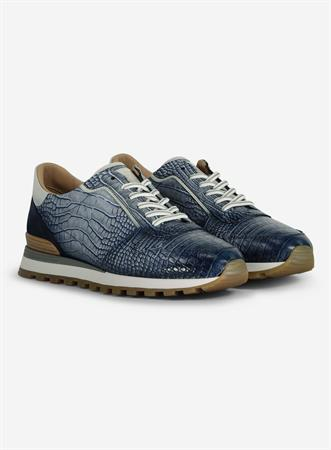 Giorgio sneakers 87520-cerbi in het Blauw
