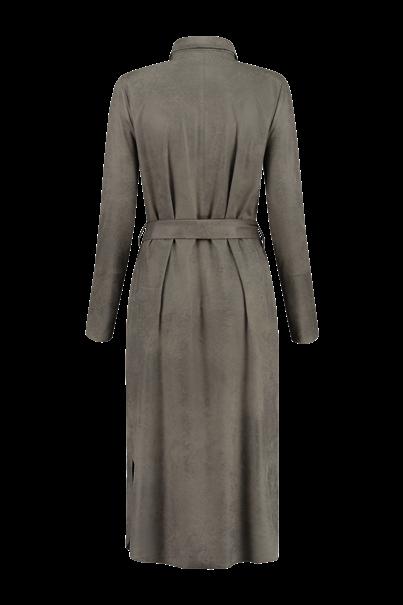 Helena Hart jurk 7179-dressshirt in het Army