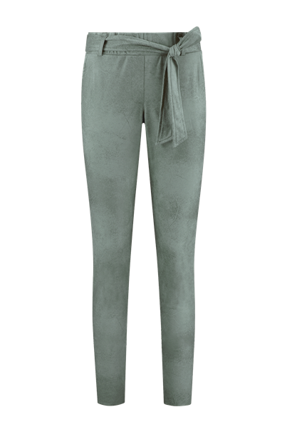 Helena Hart pantalons 7301 lio biker in het Mint Groen