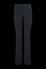 Helena Hart pantalons Flared 7201-Flair in het Zwart