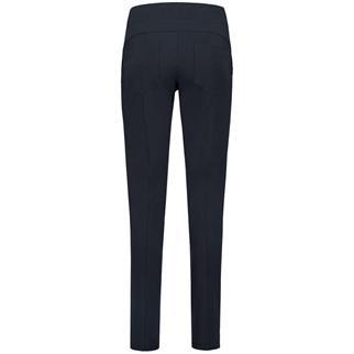 Helena Hart pantalons Slim Fit 6003-lina in het Marine