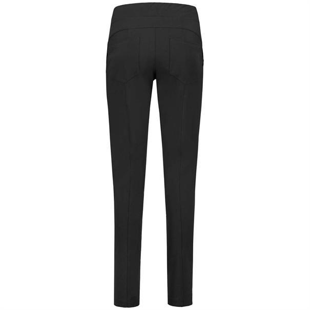 Helena Hart pantalons Slim Fit 6003-lina in het Zwart