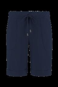Helena Hart shorts 7014 bermuda in het Donker Blauw