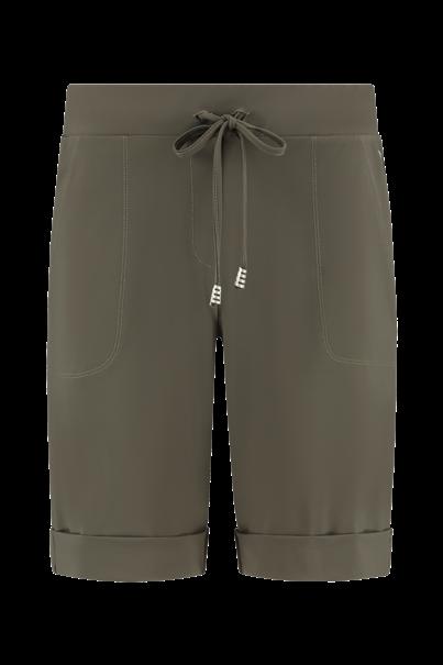 Helena Hart shorts 7014 bermuda in het Groen