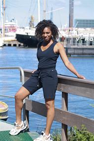 Helena Hart shorts en bermuda's 7014 bermuda in het Donker Blauw