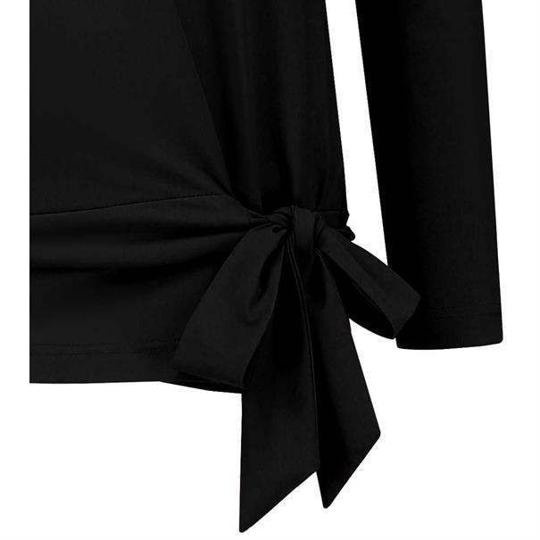Helena Hart t-shirt 7073-top-sally in het Zwart