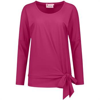 Helena Hart t-shirts 7073-top-sally in het Cassis