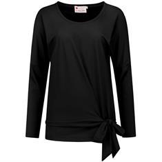 Helena Hart t-shirts 7073-top-sally in het Zwart