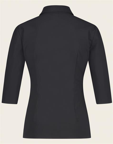 Jane Lushka blouse BB710UKS in het Zwart