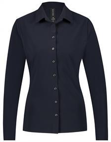 Jane Lushka blouse BB710ULS in het Donker Blauw