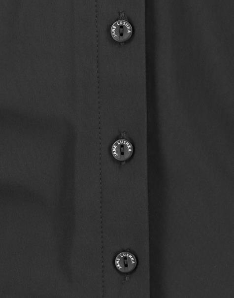 Jane Lushka blouse BB710ULS in het Zwart