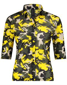 Jane Lushka blouse CMK72121010 in het Army
