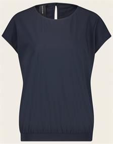 Jane Lushka blouse U6212300 in het Donker Blauw