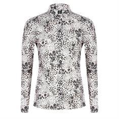Jane Lushka blouse ua719aw10 in het Bruin