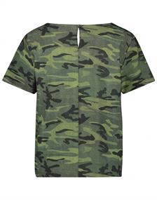 Jane Lushka blouse UK62125030 in het Army