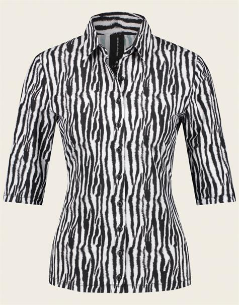 Jane Lushka blouse UZE721210 in het Wit