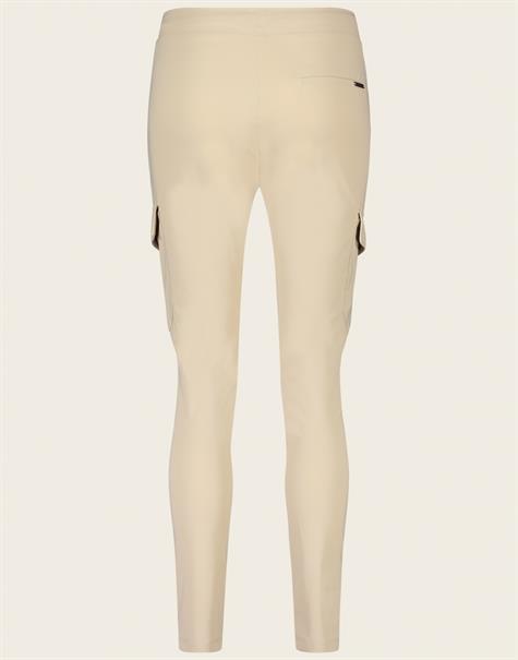 Jane Lushka broek U221120P1 in het Offwhite