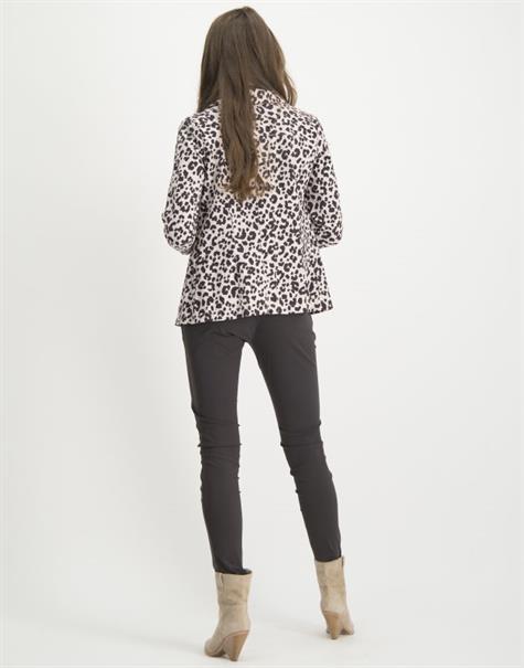 Jane Lushka broeken U220AW03Z in het Zwart