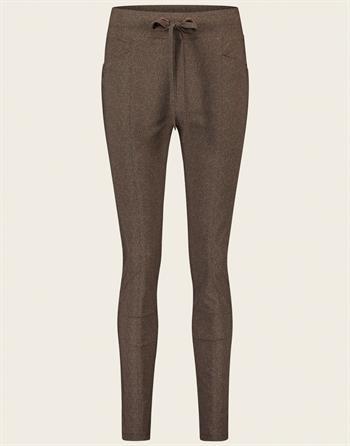 Jane Lushka business pantalon URK22111257 in het Bruin