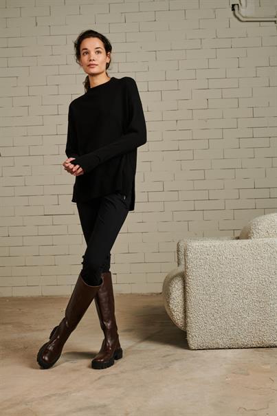 Jane Lushka jeans U221103Z in het Zwart