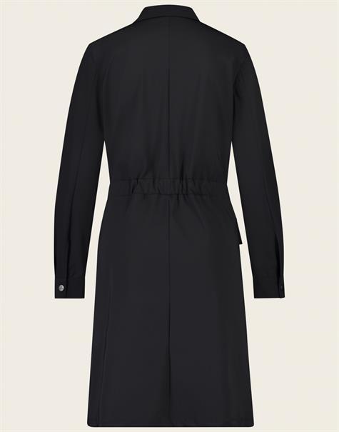 Jane Lushka jurk U92114650 in het Zwart